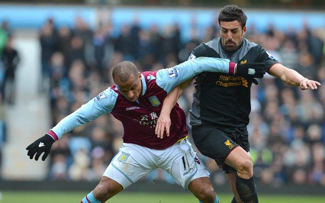Villa vs Liverpool
