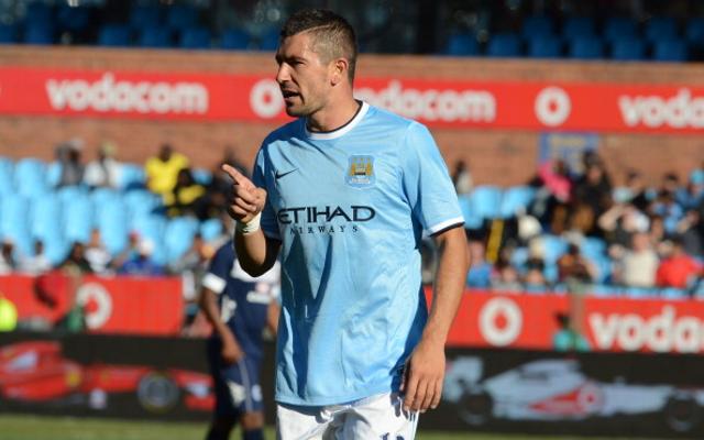 Aleksandar Kolarov Manchester City
