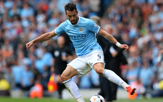 The Beast Wallpaper Negredo Manchester City Mcfc Mancity: Manchester City Striker Alvaro Negredo Ready To Live Up To