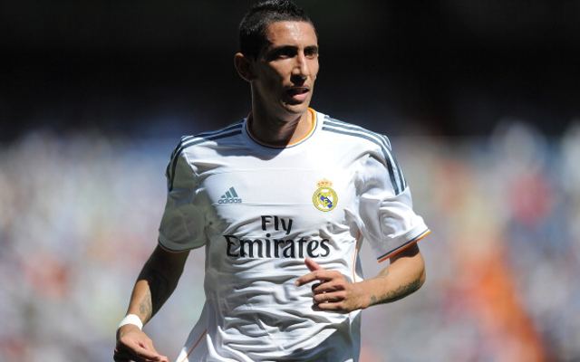 Man United Move for Angel Di Maria Dependent On Real Madrid Bid to Sign Luis Suarez