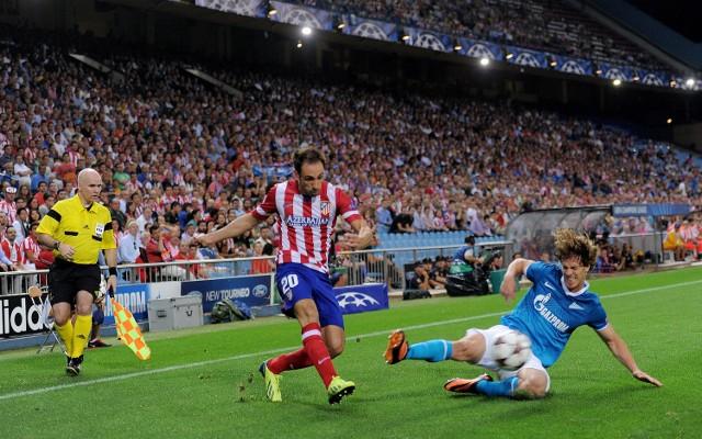 Juanfran Atletico Madrid