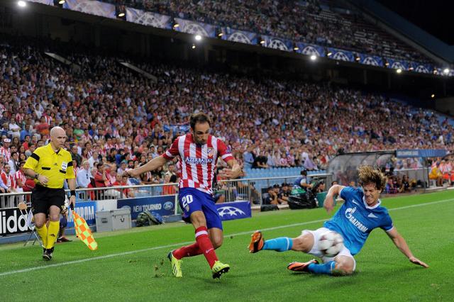 Atletico Madrid Zenit