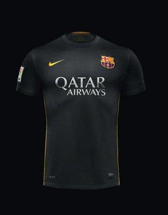 Barcelona Black 2
