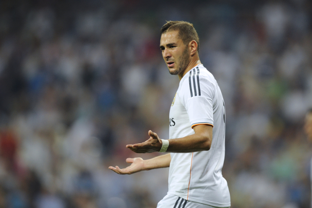 Benzema Real Madrid Arsenal