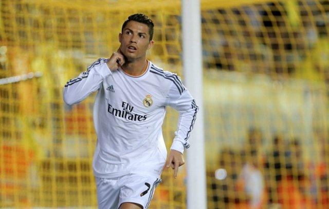 Cristiano Ronaldo Real Madrid Goal