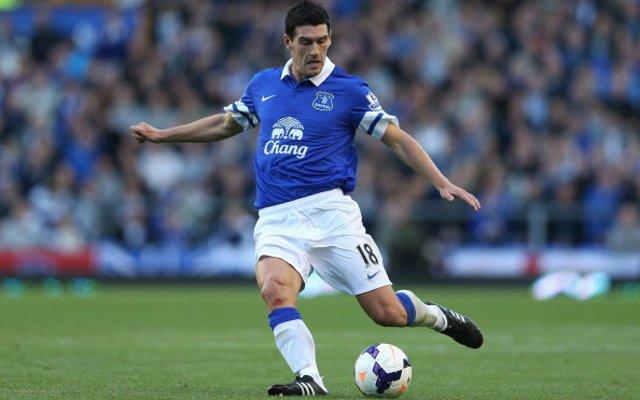 Gareth Barry Everton