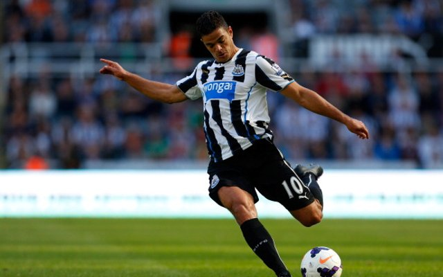 Hatem Ben Arfa Newcastle United