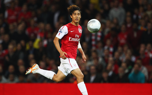Park Chu-Young Arsenal