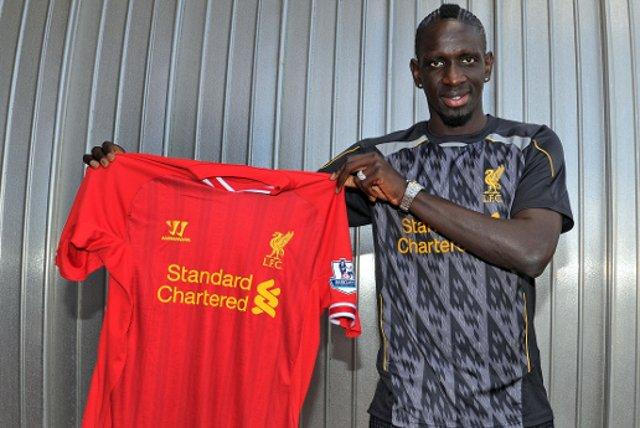 Sakho Liverpool Shirt