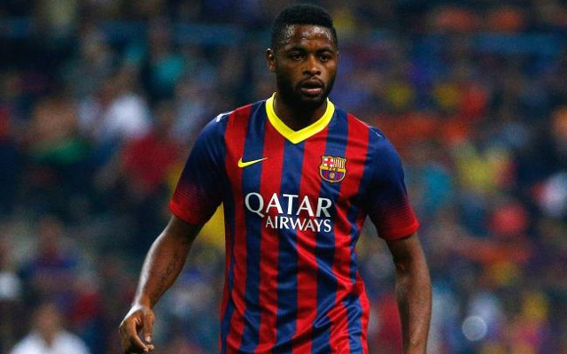 Alex Song FC Barcelona