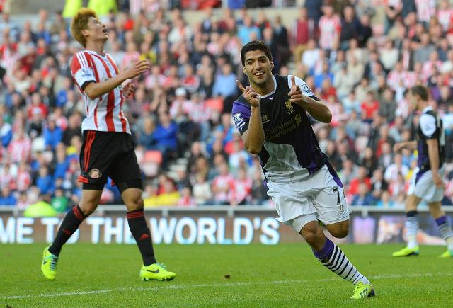 Suarez Sunderland