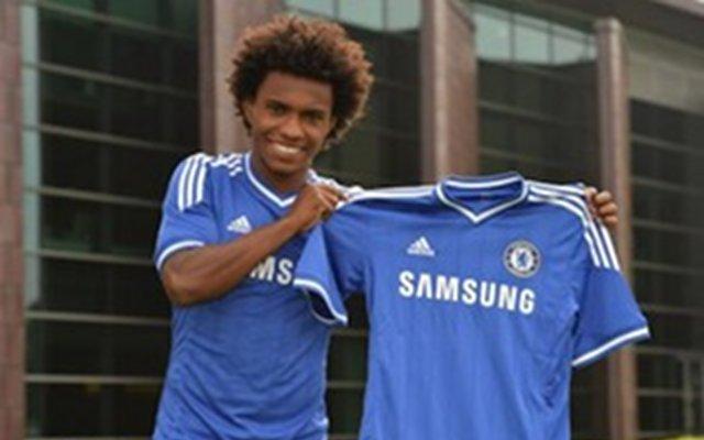 Willian Chelsea