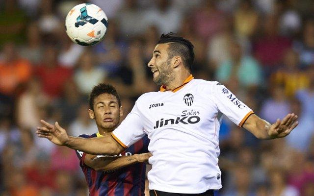 Adil Rami Valencia Barcelona