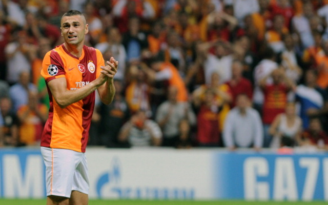 Burak Yilmaz Galatasaray Liverpool