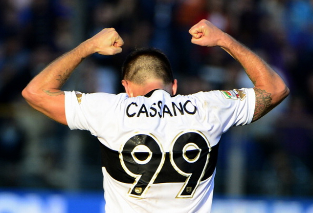 Cassano AC Milan