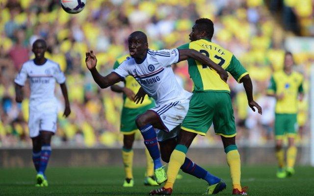 Demba Ba Chelsea Norwich