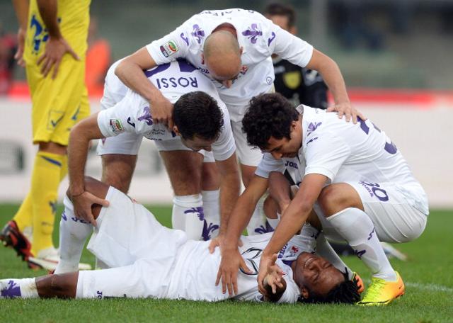 Fiorentina Chievo