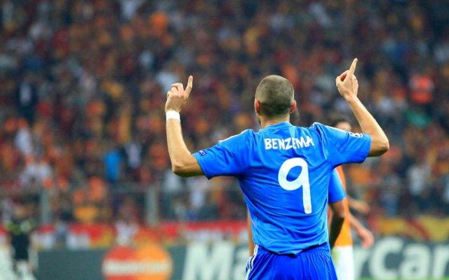 Karim Benzema Real Madrid Arsenal