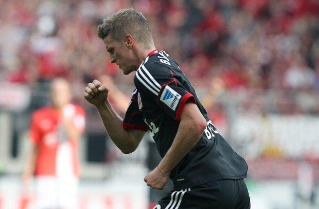 Lars Bender Bayer Leverkusen Contract