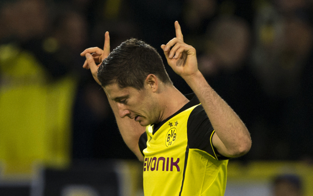 Lewandowski Arsenal