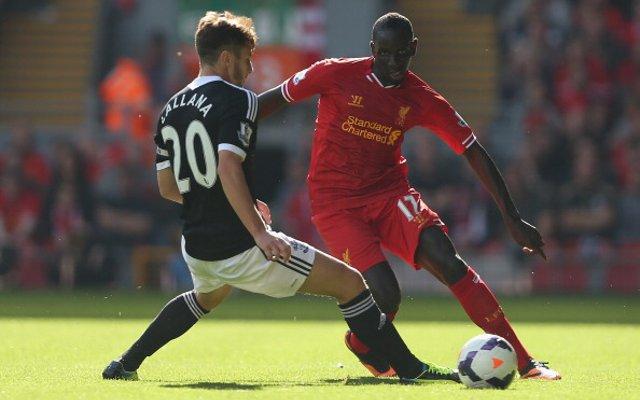 Mamadou Sakho Liverpool Southampton