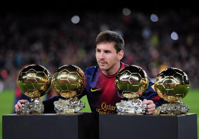 Messi Four