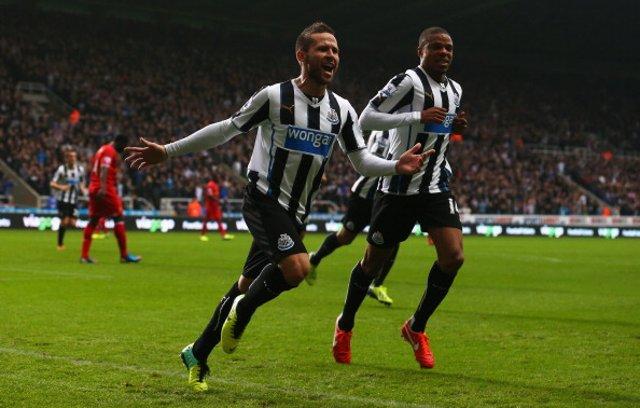 Yohan Cabaye Newcastle Liverpool