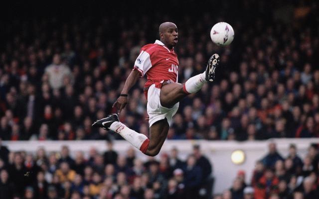 Ian Wright Arsenal