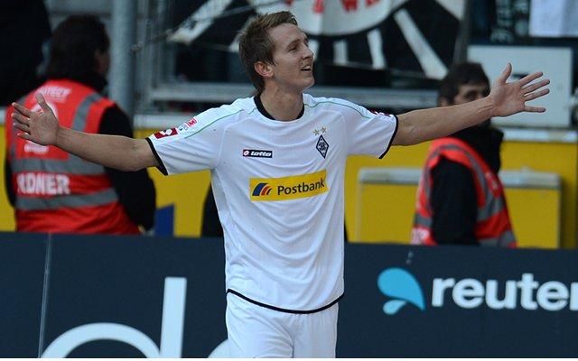 Luuk de Jong Borussia Monchengladbach