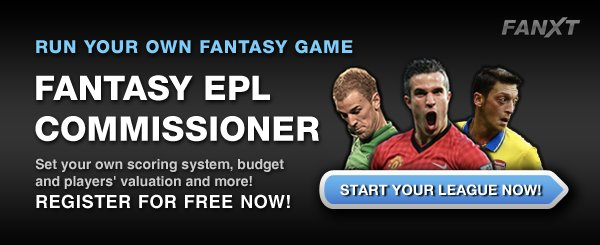 Fantasy Premier League Commissioner