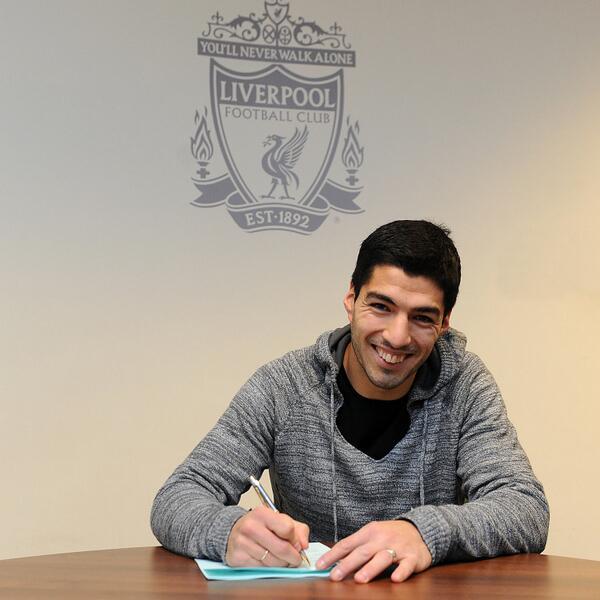 Luis Suarez Contract Full