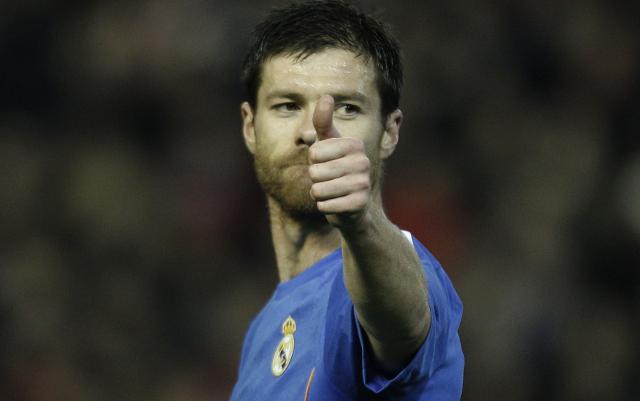 Xabi Alonso Liverpool Return