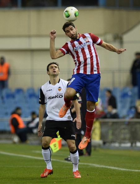 Raul Garcia Atletico Madrid