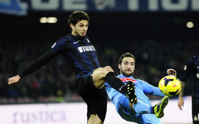Andrea Ranocchia Inter Milan