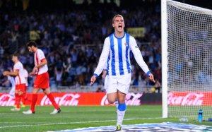 Antoine Griezmann Real Sociedad