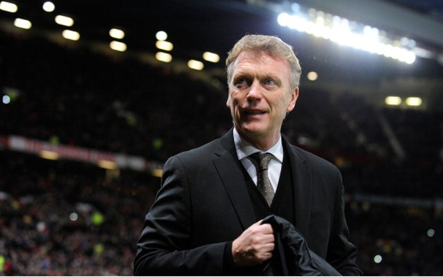David Moyes Man United