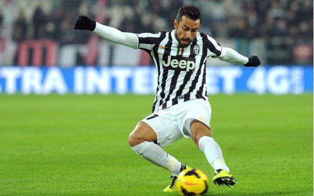 Fabio Quagliarella Juventus