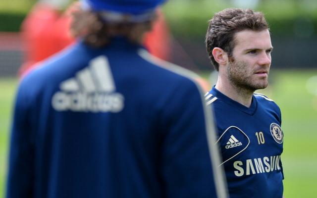 Juan Mata Chelsea
