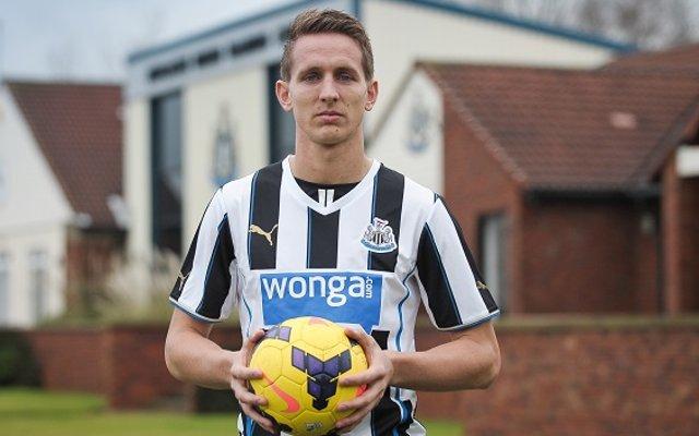 Luuk De Jong Newcastle United