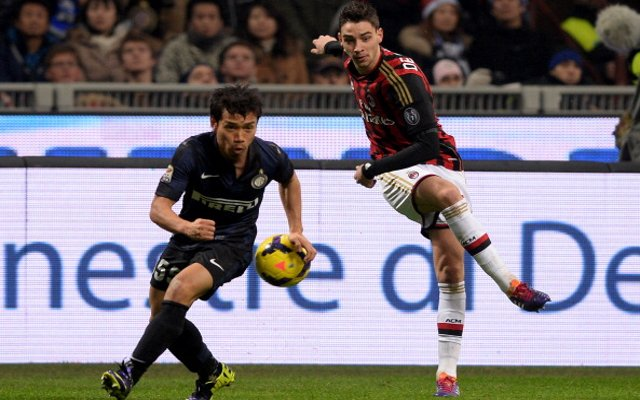 Mattia De Sciglio AC Milan