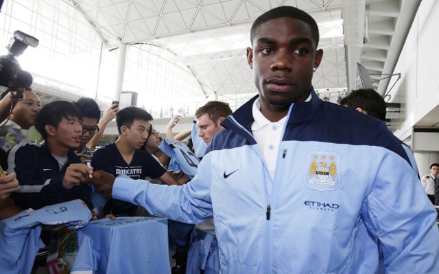 Micah Richards Man City