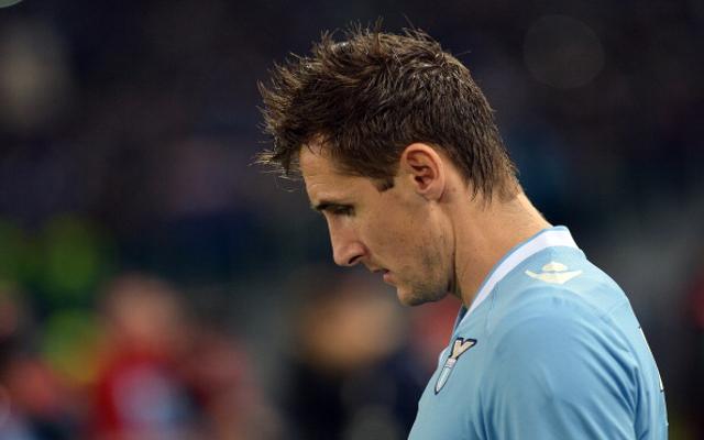 Miroslav Klose Lazio