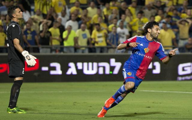Mohamed Salah FC Basel