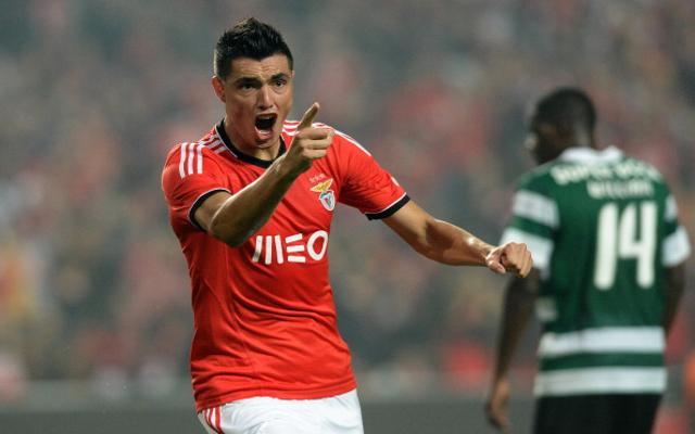 Oscar Cardozo Benfica