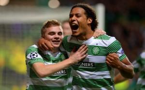 Virgil van Dijk Celtic