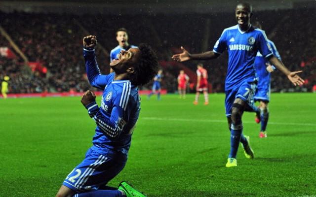 Willian Ramires Chelsea