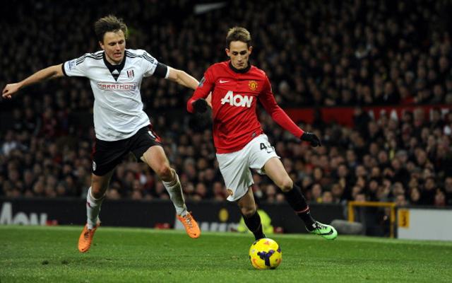 Adnan Januzaj Man United