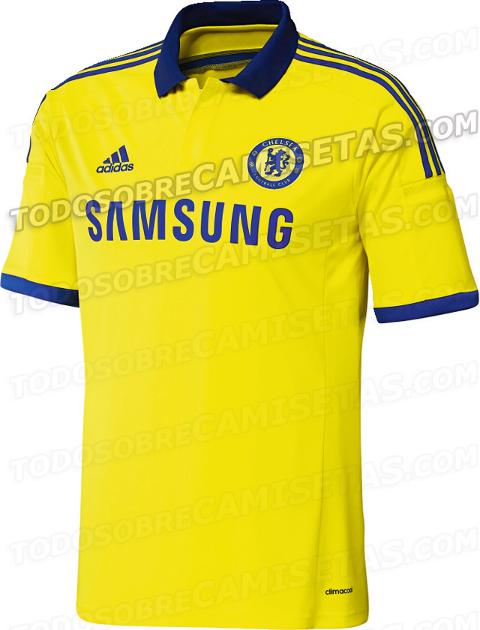 Chelsea Away 201415 1