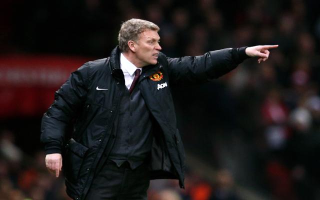 David Moyes Man United