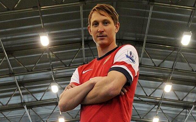 Kim Kallstrom Arsenal